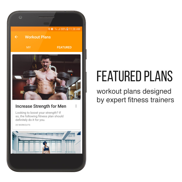 Featured Workout Plans